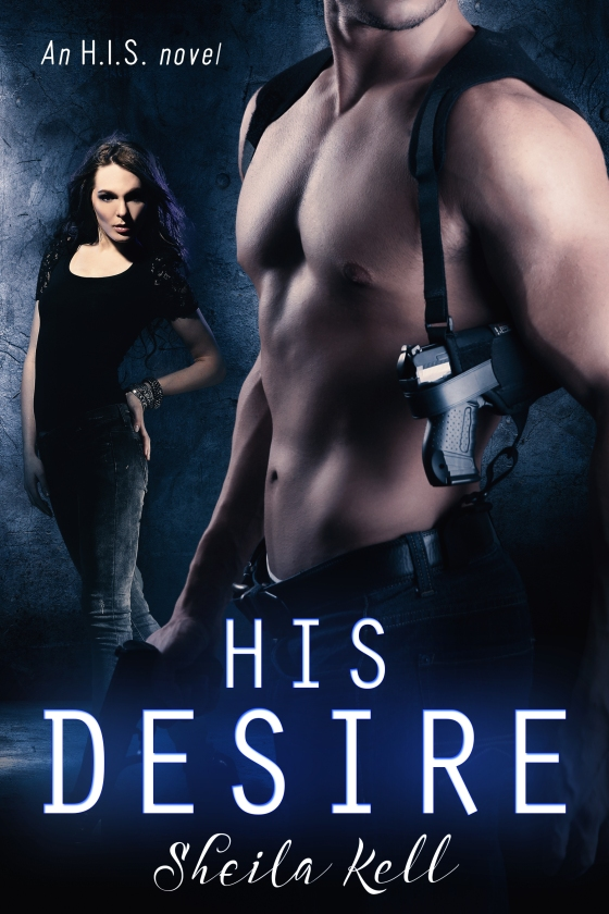 HIS Desire E-Book Cover