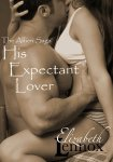 his expectant lover